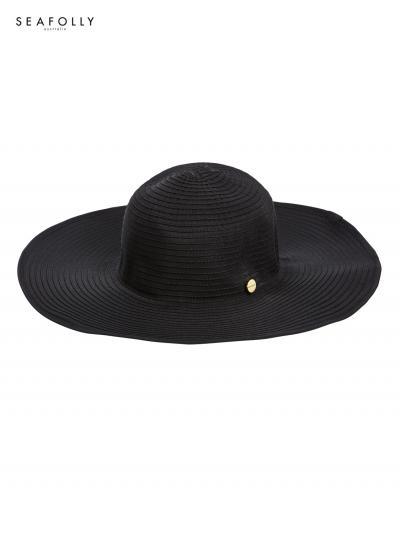 Kapelusz plażowy Seafolly Lizzy Hat 70403
