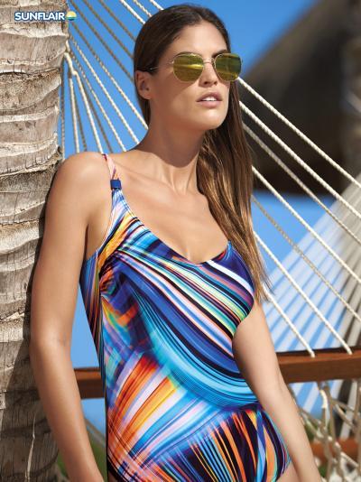Kostium kąpielowy Sunflair Color Composition 22136