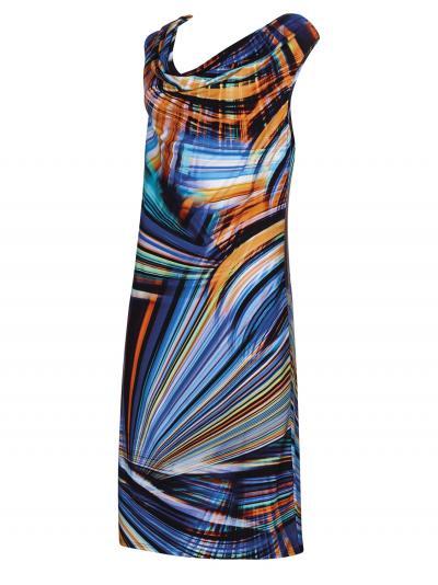 Sukienka plażowa Sunflair Color Composition 23303