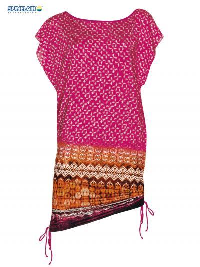 Sukienka plażowa Sunflair Pink Pink 23806