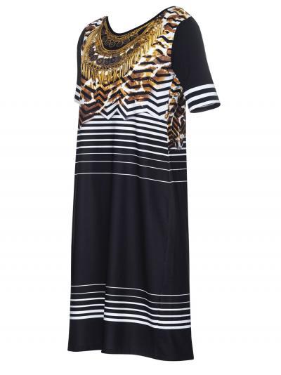 Sukienka plażowa Sunflair Easy Line 23321