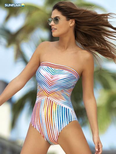 Kostium kąpielowy Sunflair Happy Line 22021