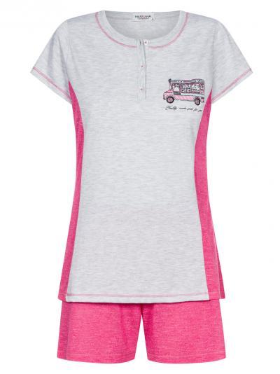 Piżama damska Massana 191237
