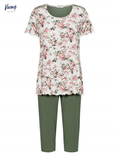 Piżama damska Vamp 5606