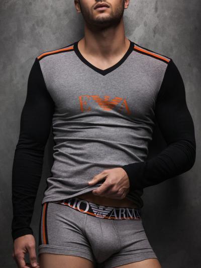 Koszulka męska Emporio Armani 1118559A529