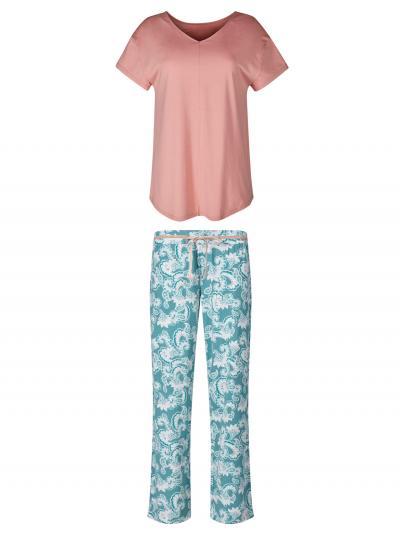 Piżama damska Skiny 085627