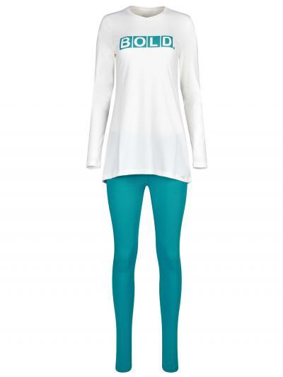 Piżama damska Skiny 085349