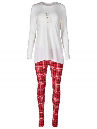 Piżama damska Skiny 085622