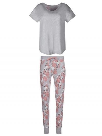 Piżama damska Skiny 081906