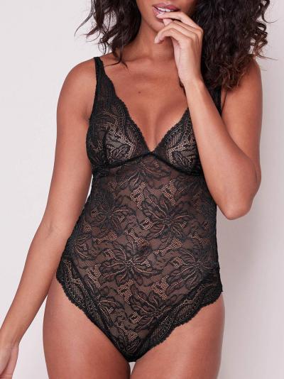 Body koronkowe Simone Perele Eden 12E510