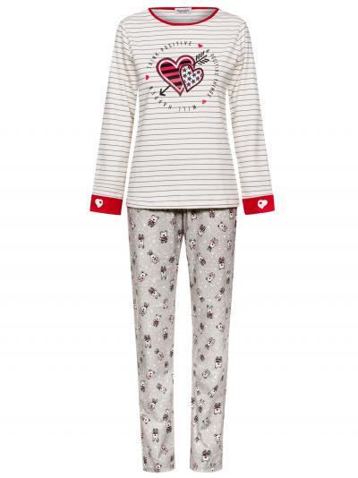 Piżama damska Massana 691205
