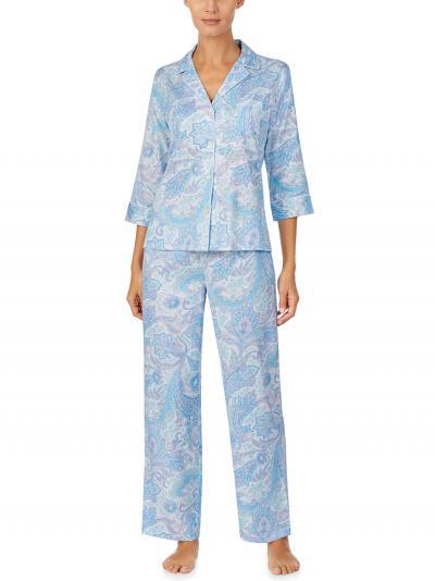 Piżama damska Lauren Ralph Lauren 91780