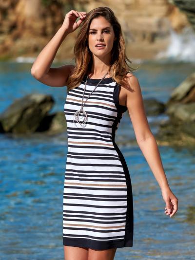 Sukienka plażowa Opera Golden Line 63308