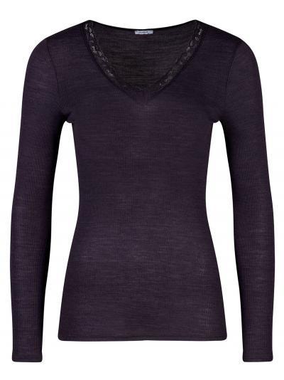 Koszulka damska Huber Woolen Elegance 016444
