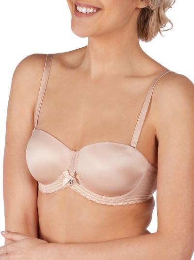 Biustonosz z odpinanymi ramiączkami Huber Body Couture 016384