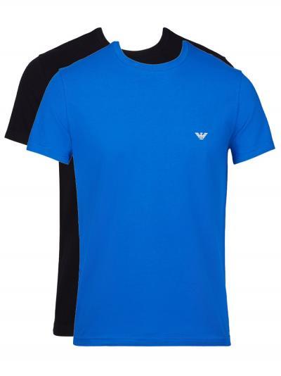 Koszulka męska 2PACK Emporio Armani 111267OP720