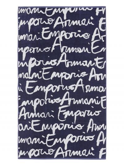 Ręcznik plażowy Emporio Armani 262583OP328