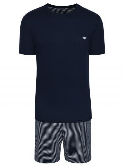Piżama męska Emporio Armani 111360OP567