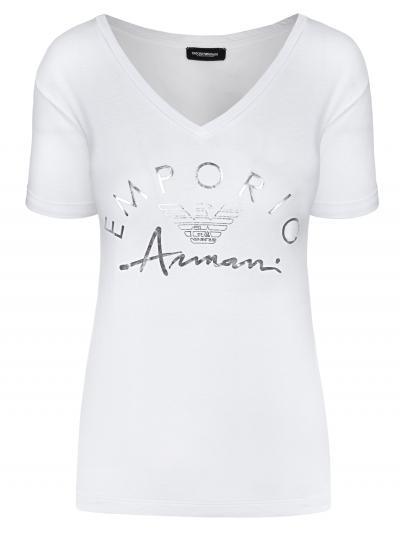 Koszulka damska Emporio Armani 164334OP291