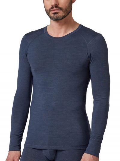 Koszulka męska z wełny Huber Wool Performance 112003