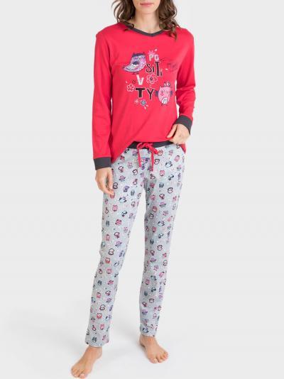 Piżama damska Massana 701215