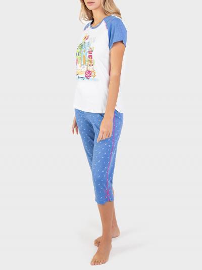 Piżama damska Massana 211203