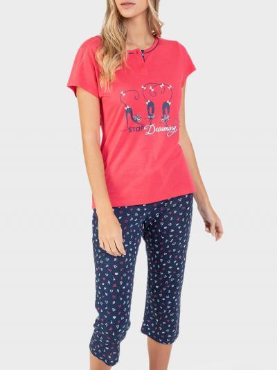 Piżama damska Massana 211207