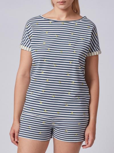 Piżama damska Skiny 080375