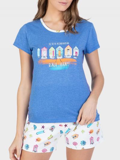 Piżama damska Massana 211202