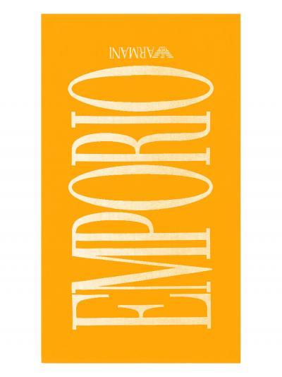 Ręcznik plażowy Emporio Armani 2625181P339