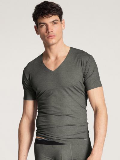 Koszulka męska Calida Fresh Cotton 14586