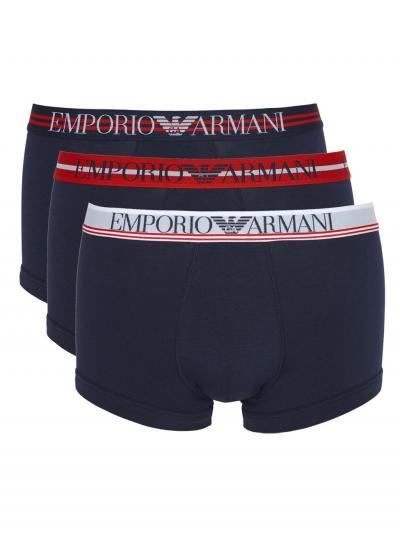 Bokserki męskie 3PACK Emporio Armani 1113571P723