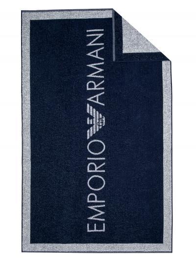 Ręcznik plażowy Emporio Armani 2626511P326