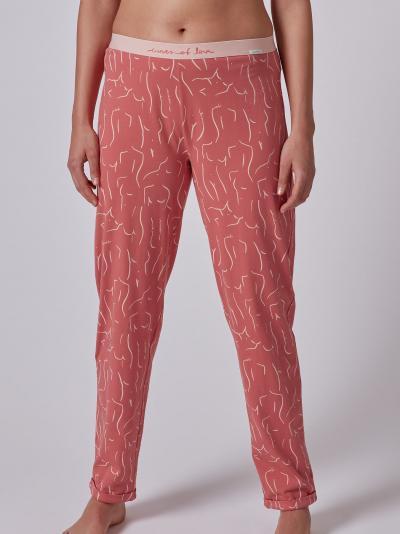 Spodnie damskie Skiny Every Night 080561