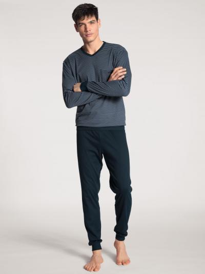 Piżama męska Calida Relax Streamline Basic 41767