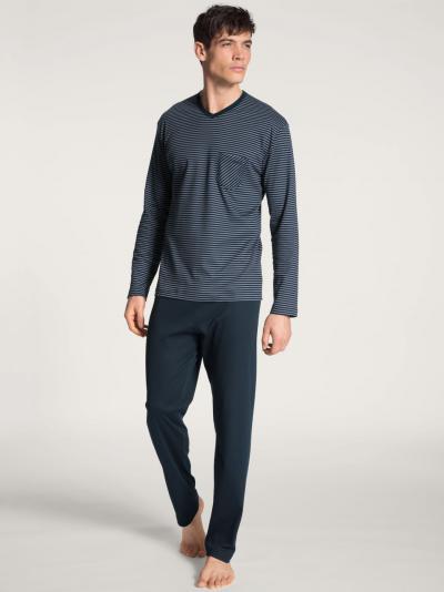 Piżama męska Calida Relax Streamline Basic 41667