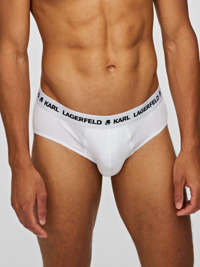 Slipy męskie 3PACK Karl Lagerfeld 211M2103