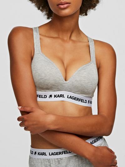 Biustonosz bez fiszbin Karl Lagerfeld 211W2109