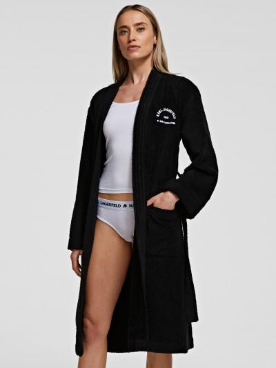 Szlafrok damski Karl Lagerfeld 215W2180