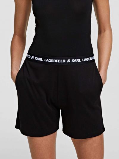 Szorty damskie Karl Lagerfeld 215W2183