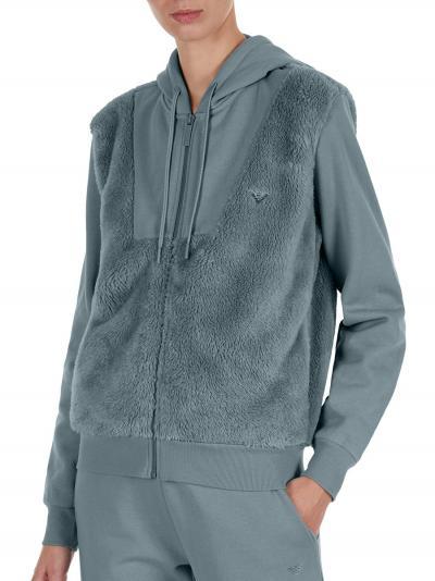 Damska bluza dresowa Emporio Armani 1645091A256