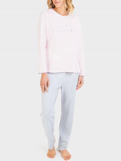 Piżama damska Massana Organic 711281