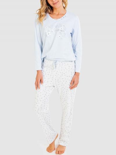 Piżama damska Massana Organic 711283